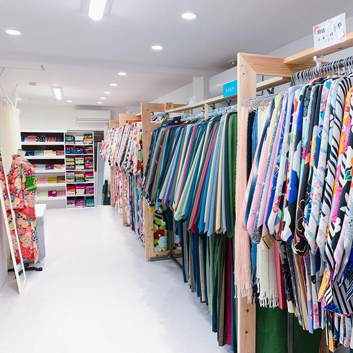 レンタル着物咲く都祇園店