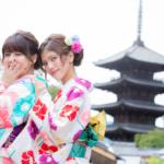女子必見!京都で借りられるとびきり可愛い咲く都のレンタル着物3選