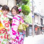 インスタ女子必見!絶対に真似したい着物が似合う京都のスポット4選