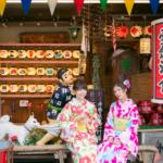京都の観光の新定番!冬は着物姿でおしゃれなカフェを巡ろう