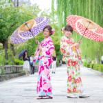 トレンド最先端!京都で着物レンタルをしておしゃれに街を歩こう