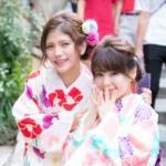 可愛すぎる!京都散策は種類が豊富な着物レンタルに決まり