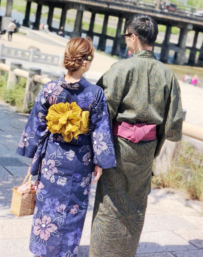 京都で浴衣デート !おすすめスポット3選+お …