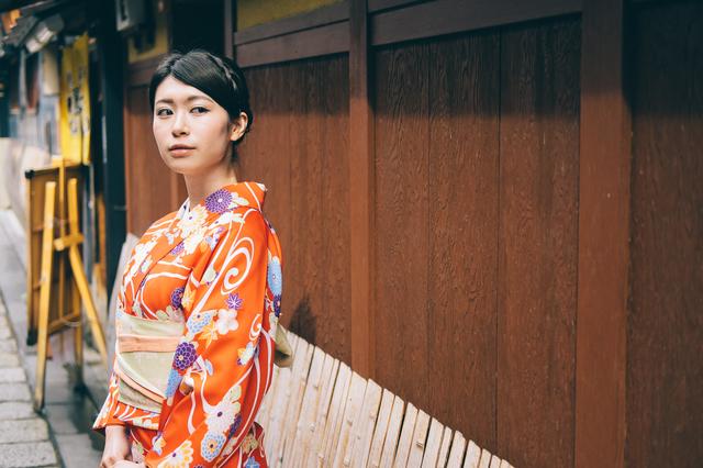 着物で食べたいちょっと大人な京都のランチ