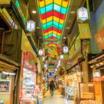 レンタル着物を着て京都四条〜三条近くで食べ歩き!おすすめスポット錦市場