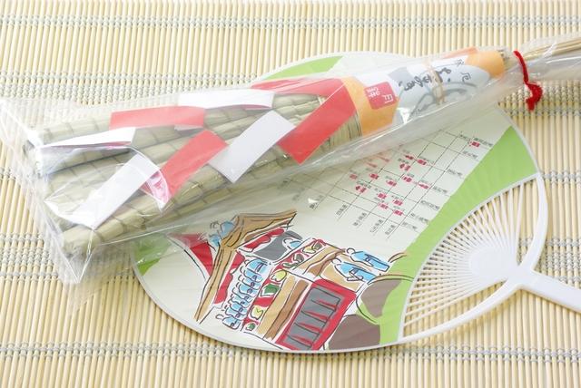 祇園祭の粽