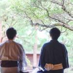 【男性も京都で着物レンタル】メンズプランのある店と着物の種類