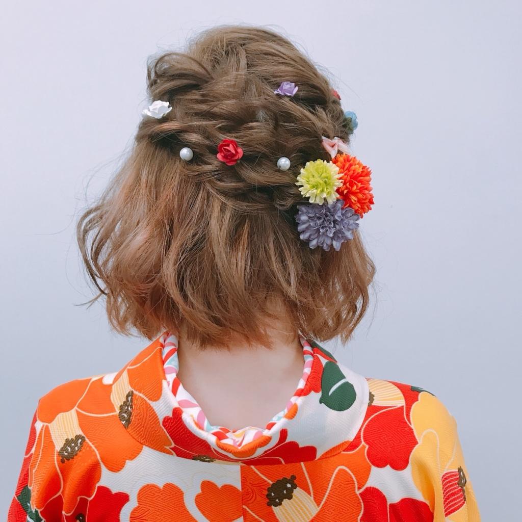 着物レンタルしたら髪型はどうする 簡単セルフアレンジ方法と髪型の