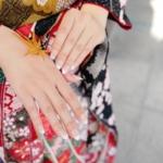 着物で結婚式にでる時のネイルマナー|おすすめのネイルデザイン6選