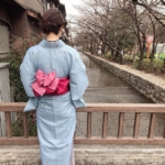 京都で着物を着てひとり旅!お一人様におすすめの着物と人気のスポット