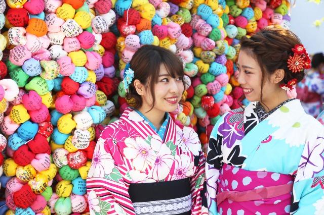 GWに京都で着物レンタルが2500円でできる