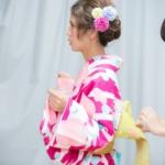【京都駅前1分】可愛く着物の持ち込み着付けするなら咲く都