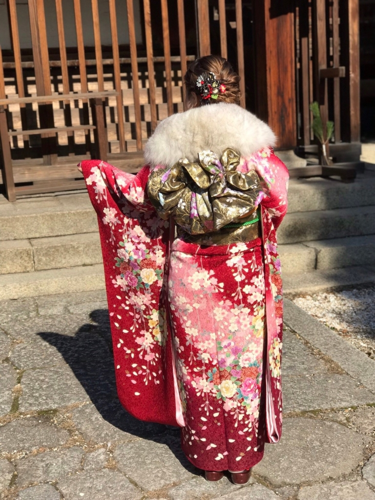 京都で振袖レンタル