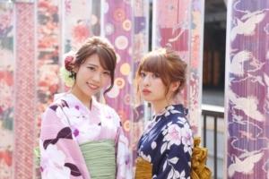 京都に行くとき浴衣か着物か
