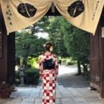 10月に京都で着物レンタルするなら!10月にオススメの着物コーデと京都散策のコツ