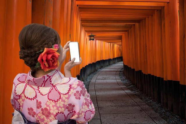 fushimiinari-kimono