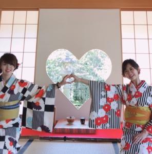 レンタル着物で人気の正寿院へ