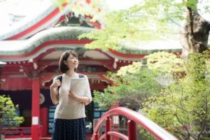 京都の女ひとり旅