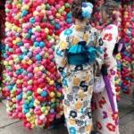 祇園四条駅近くで着物レンタルをして京都散策を楽しむ