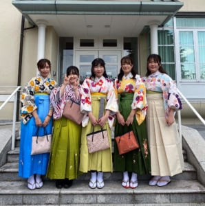 卒業式 袴レンタル