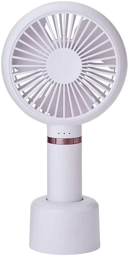 コイズミ 携帯扇風機 ハンディファン
