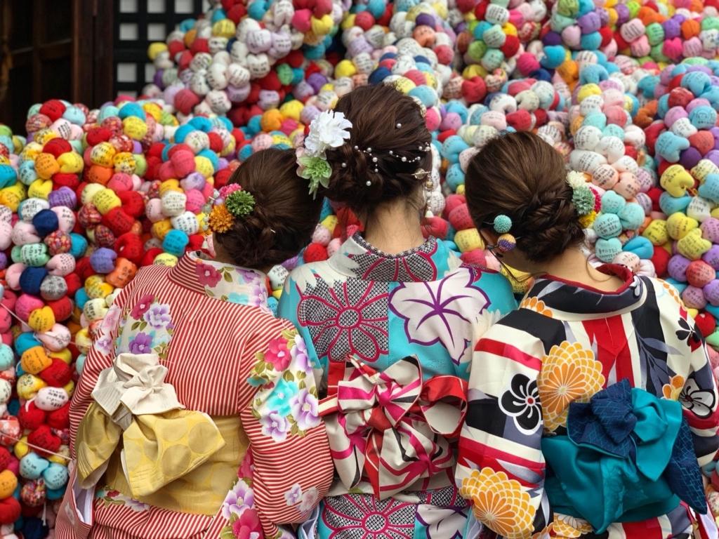 八坂庚申堂 着物レンタルで1日京都を堪能