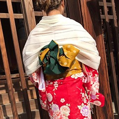 羽織またはショール