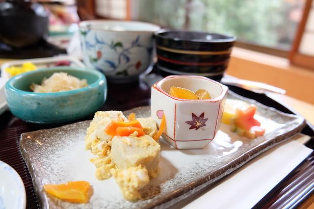 京都のおばんざいご飯