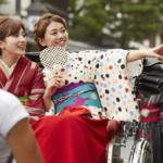 京都の着物レンタルで人力車を満喫しよう!観光コースや店舗を紹介!