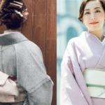 京都着物レンタルで話題のシンプル着物の着こなし方