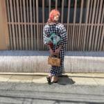 【2021年版】モダンな浴衣を着て、友だちと京都・祇園を楽しもう|おすすめスポットも紹介