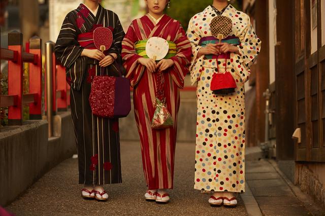 京都観光 着物