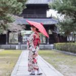 中学生は2,000円から!京都・咲く都の学割でカワイイ着物・浴衣をレンタル